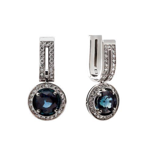 Alexandrite-earrings-white