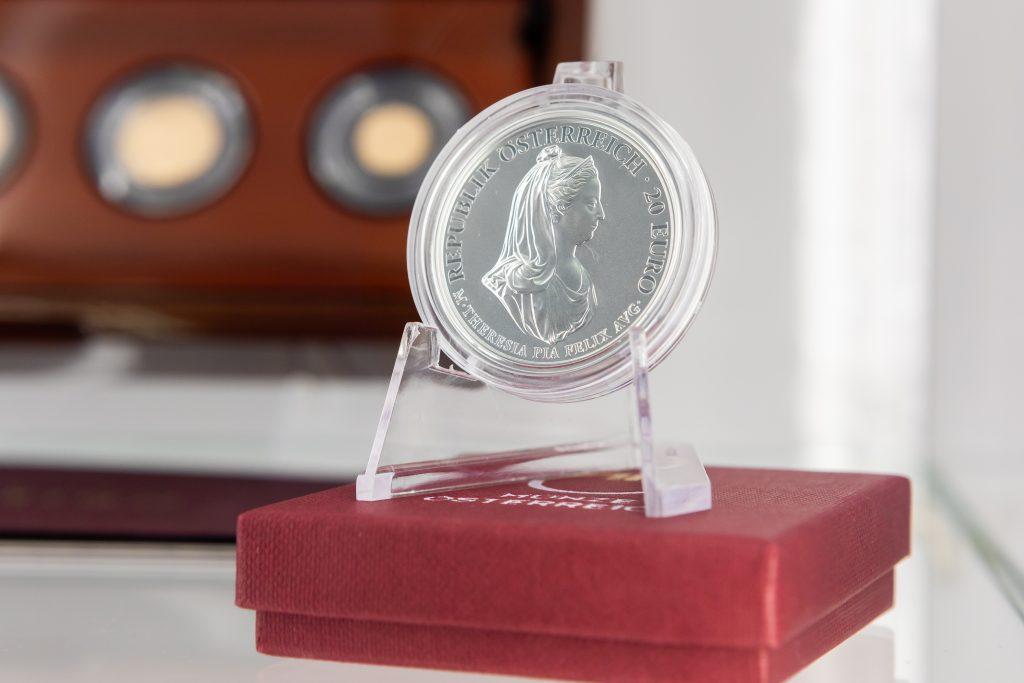 Štátna minca Osterreich