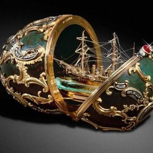 Fabergého vajíčka – vrchol šperkárskeho umenia