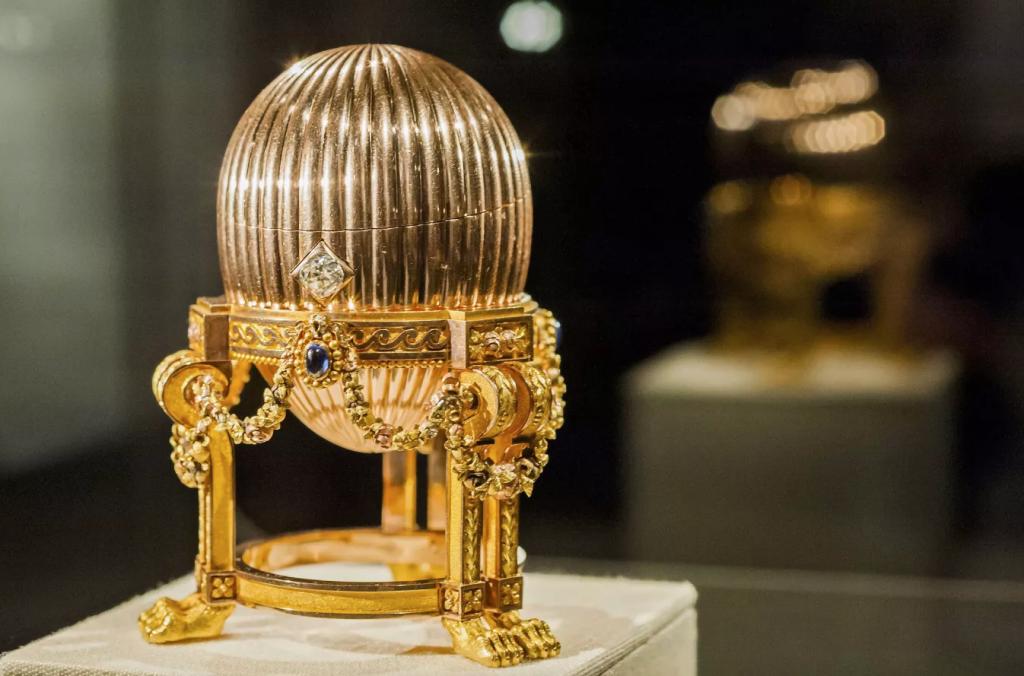 Fabergé Constantin Vacheron